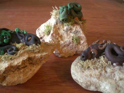 Rock Dragons